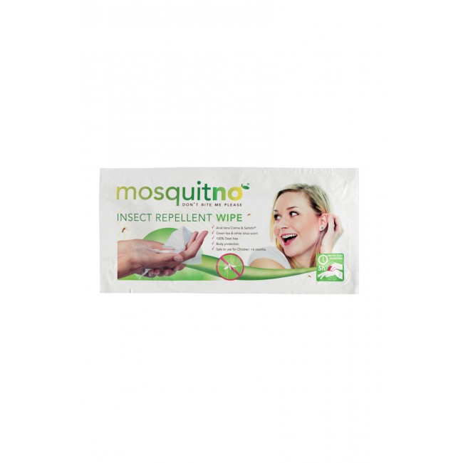 Insect Repellent Wipe - 10 pack
