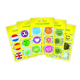 SpotZzz Stickers 30-pack Mix