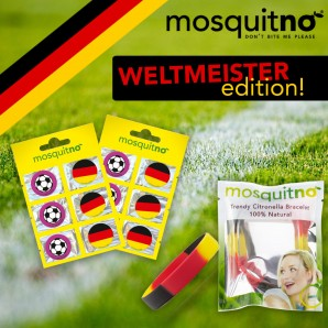 MosquitNo Weltmeister Edition