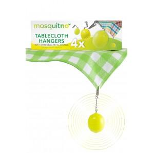 Tablecloth Hangers - Citronella